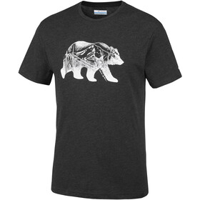 Columbia Baker Brook Tee Men Black